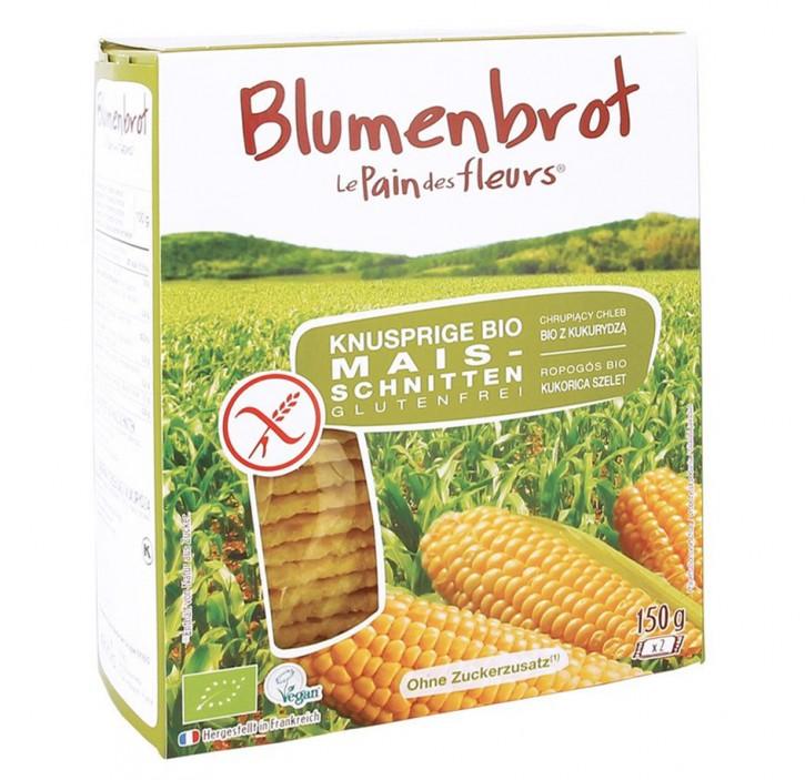 Knusprige Bio Mais-Schnitten, 150g