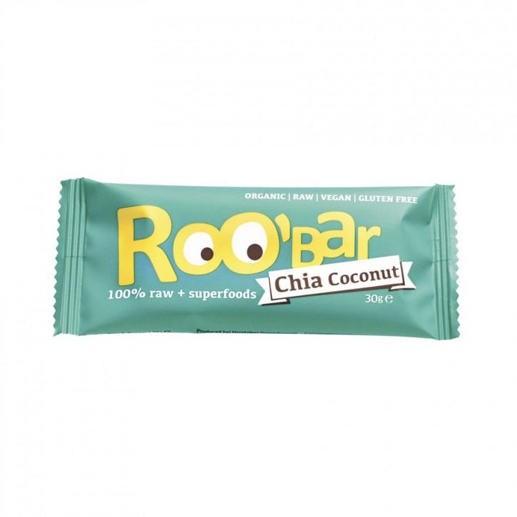 Roobar Chia Coconut Bio 30g