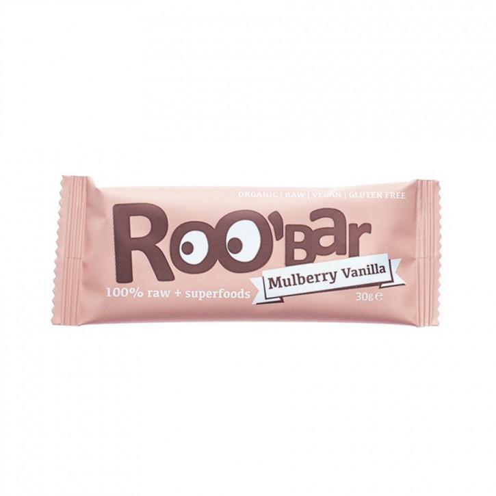 Roobar Maulbeere & Vanille Bio 30g