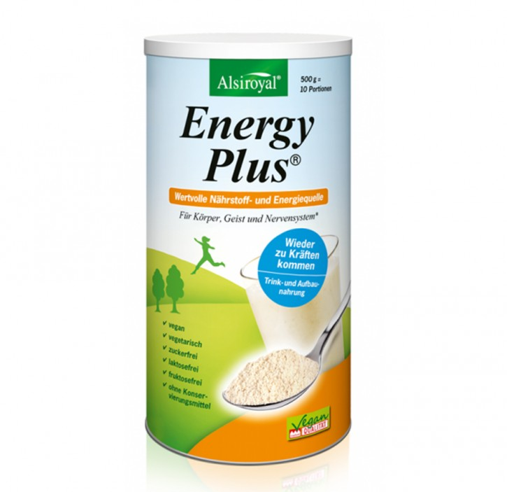 ENERGY PLUS Alsiroyal 500g
