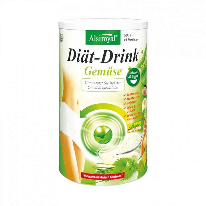 Diät-Drink Gemüse 500g Alsiroyal