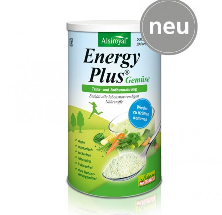 Energy Plus Gemüse  500g