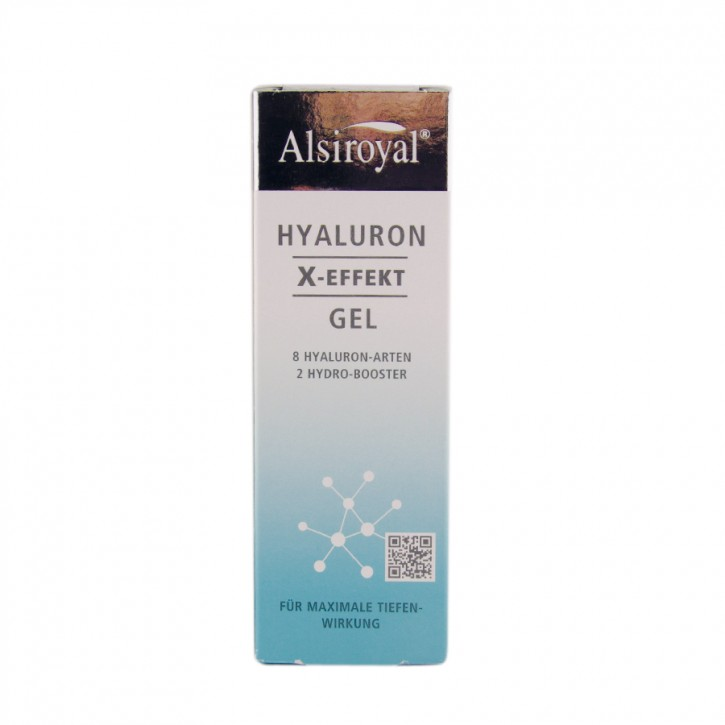 Hyaluron 5-Effekt Gel Alsiroyal 30ml