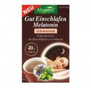 """Schokodrink Melatonin """"Gut Einschlafen"""" Alsiroyal 10 Stk."""