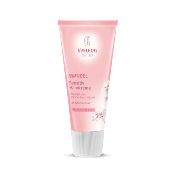 Mandel Sensitiv Handcreme 50ml Weleda
