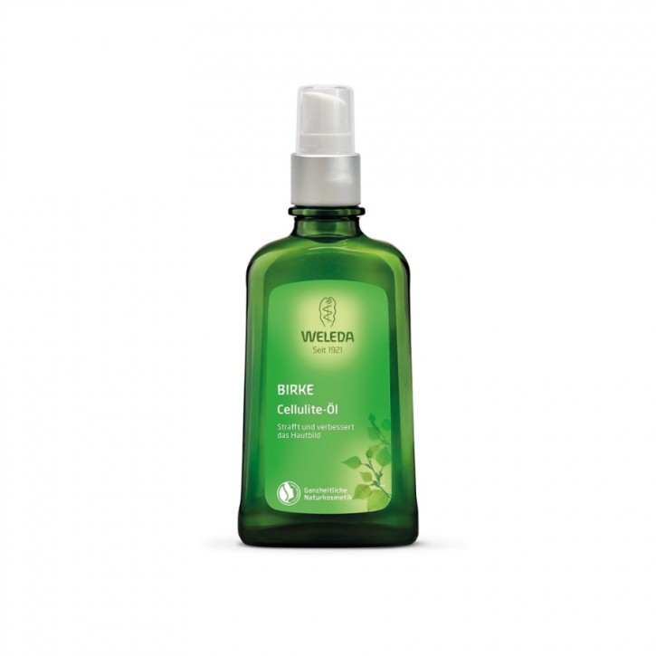 Birken Celluliteöl 100ml Weleda