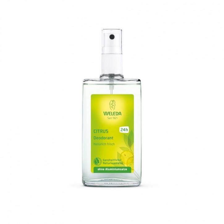 Citrus Deodorant 100ml Weleda