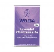Weleda Lavendel Pflanzenseife 100g