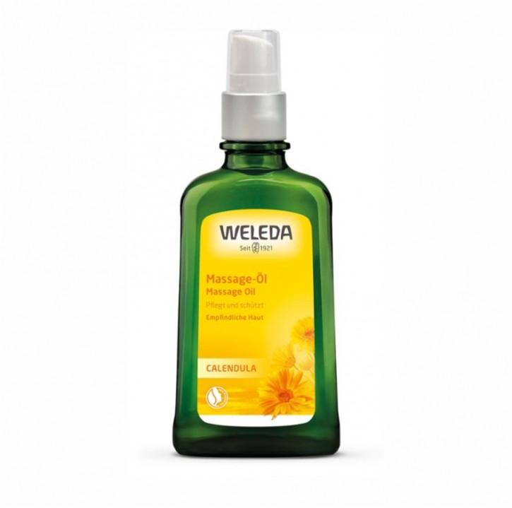 Calendula Massageöl 100ml Weleda