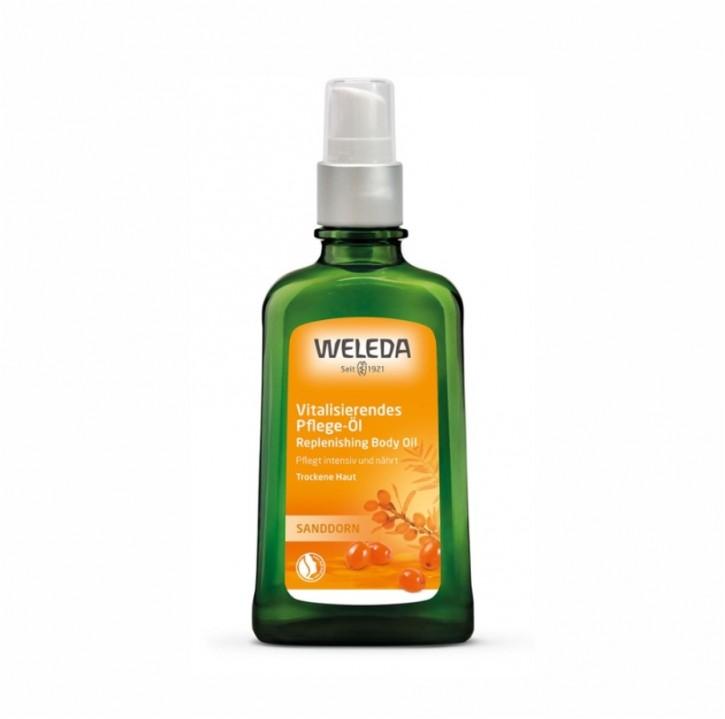 Sanddorn Pflegeöl 100ml Weleda