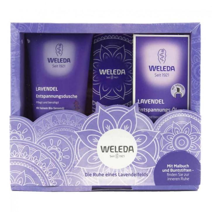 Geschenkset Lavendel 2018 Weleda