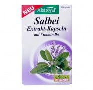 Salbei Extrakt-Kapseln Alsiroyal 30Stk