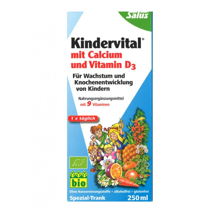 Floradix Kinder Vital 250ml
