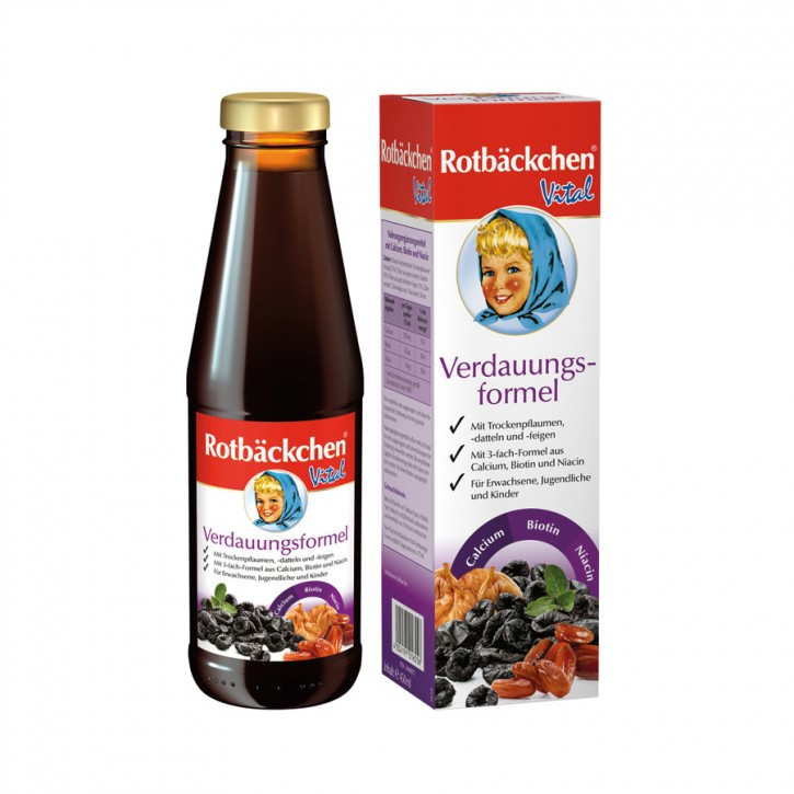 Verdauungsformel 450ml Rabenhorst