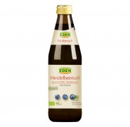 Heidelbeersaft Muttersaft bio Eden 330ml