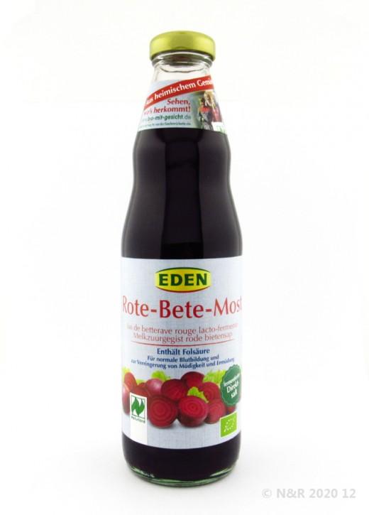 Rote-Bete-Most bio Eden 750ml