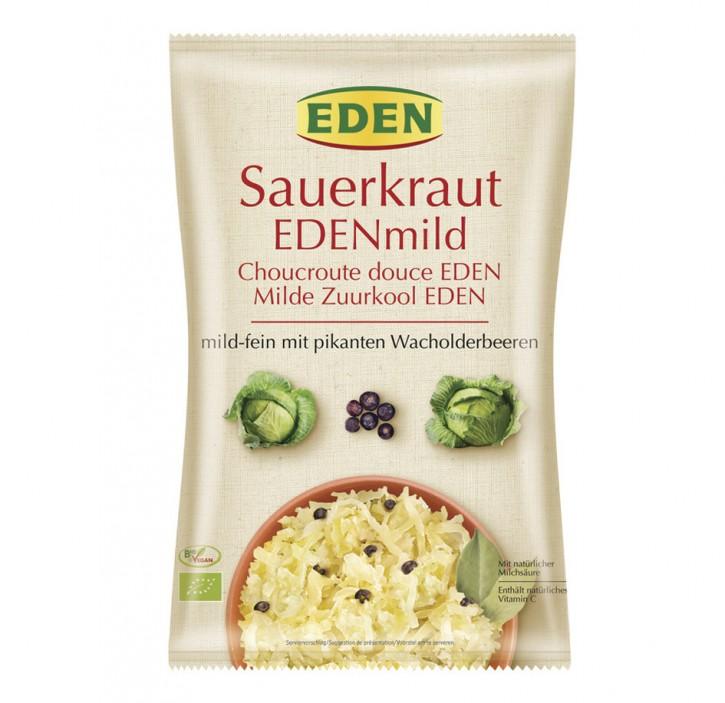 Sauerkraut mild bio Eden 500g