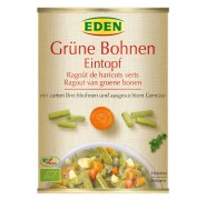 BUNTER BOHNEN EINTOPF kbA  Eden 560g