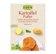 KARTOFFEL PUFFER kbA Eden 170g