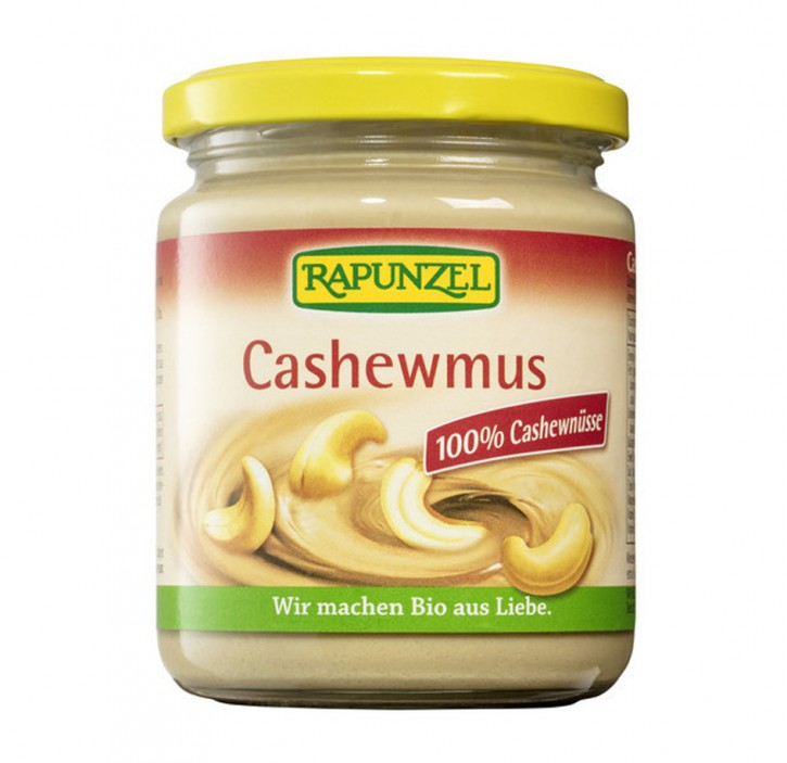 Cashewmus bio, 250g