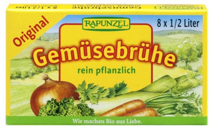Bio Brühwürfel Rapunzel 8 Stk.
