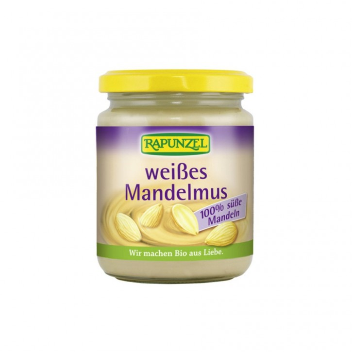 Mandelmus weiß bio 250g
