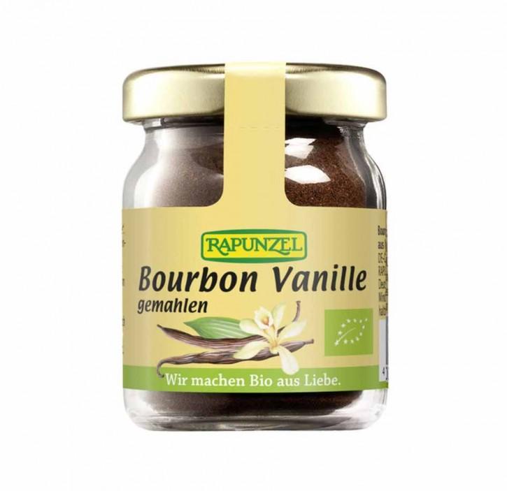 VANILLEPULVER Bourbon bio 15g Rapunzel