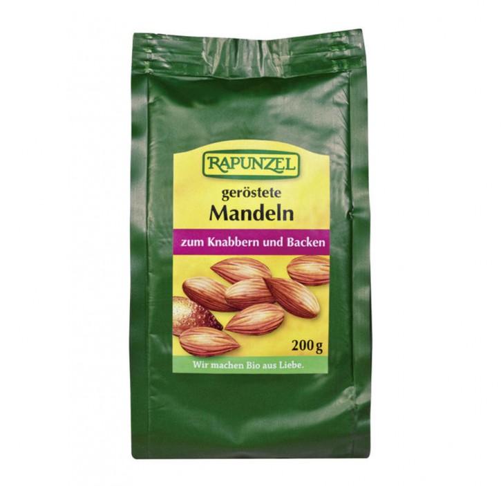 Mandeln ganz geröstet bio 200g