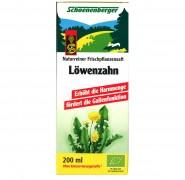 LOEWENZAHNSAFT kbA Schöneberger 200ml