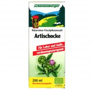 ARTISCHOCKENSAFT Schöneberger 200ml
