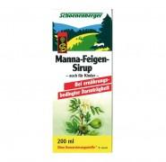 MANNA FEIGEN SIRUP Schöneberger 200ml