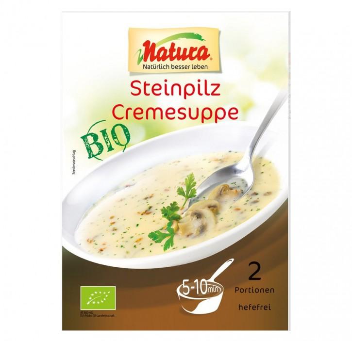 Bio Steinpilz Cremesuppe, 1St 2 Portionen