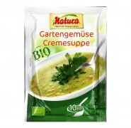 Bio Gartengemüse Cremesuppe Natura50g