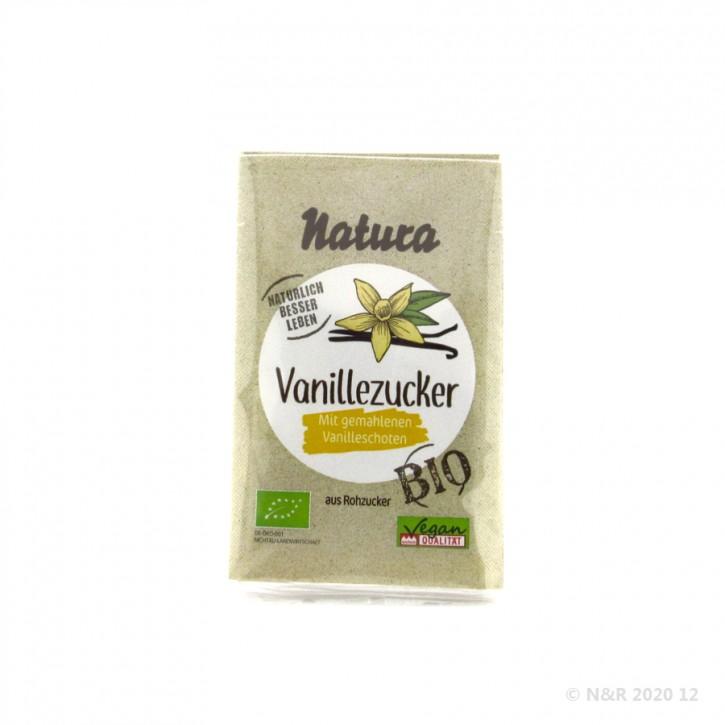 Vanillezucker bio Natura 5Stk