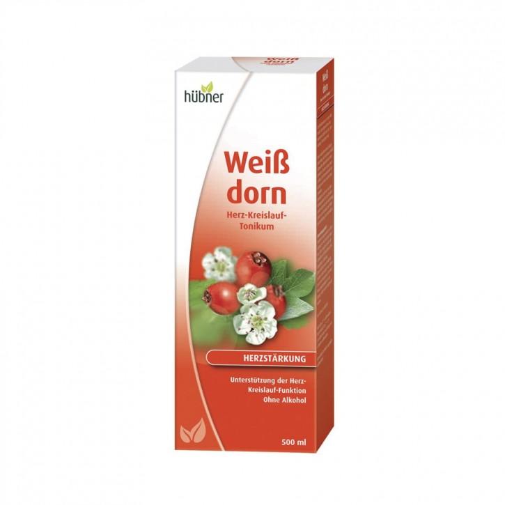 Weißdorn Liquid 500ml Hübner