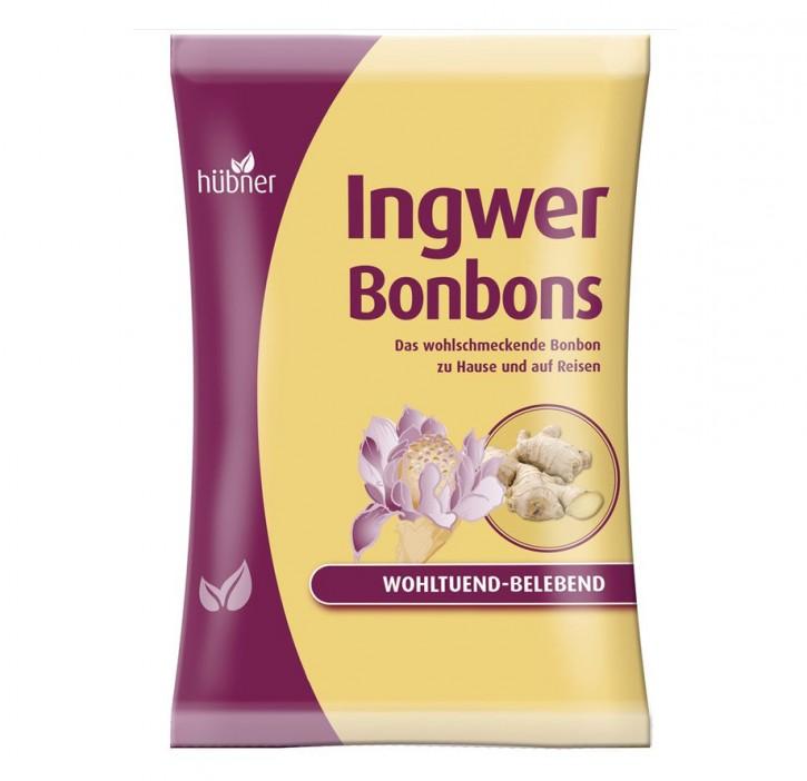 Ingwer-Bonbons Hübner 69g