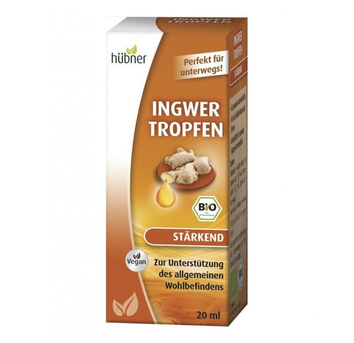 Ingwer Tropfen Hübner 20ml