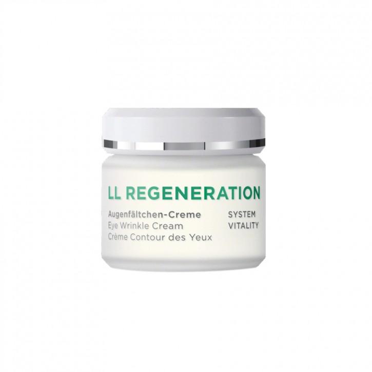 LL Regeneration Augenfältchen Creme 30ml Börlind