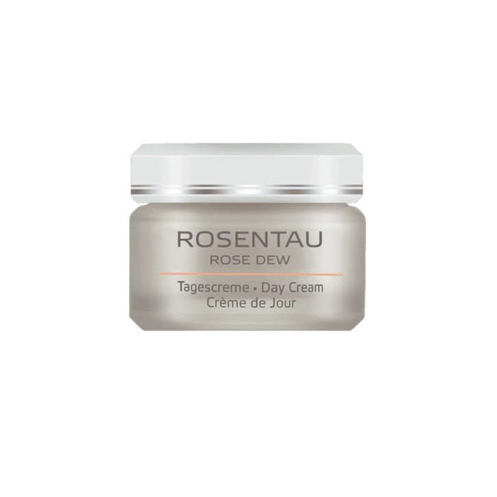 ROSENTAU Tagescreme 50ml Börlind