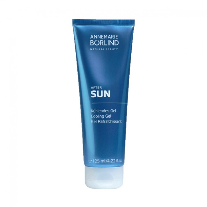 SUN AFTERSUN GEL KUEHLEND   Börlind 125ml