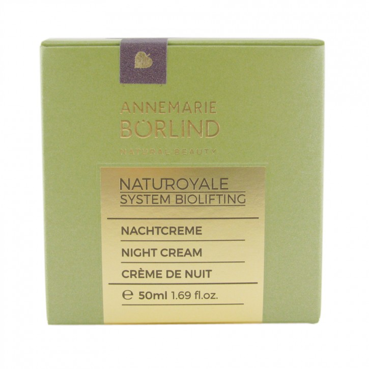 Naturoyal Nachtcreme 50ml Börlind