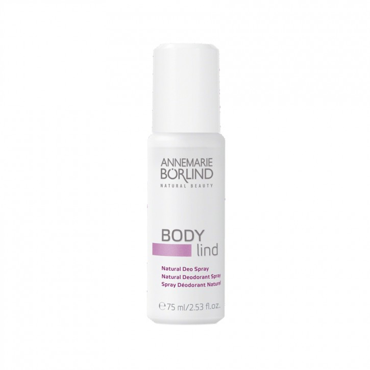 BODY lind Natural Deo Spray Börlind 75ml