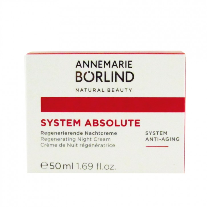 SYSTEM ABSOLUTE Nachtcreme 50ml Börlind