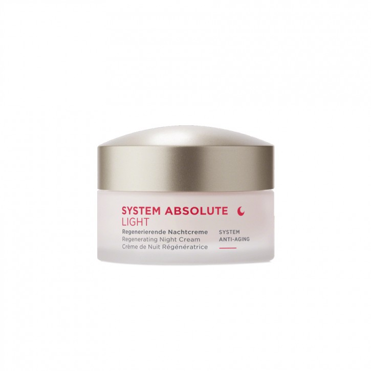 SYSTEM ABSOLUTE Nachtcreme light 50ml Börlind