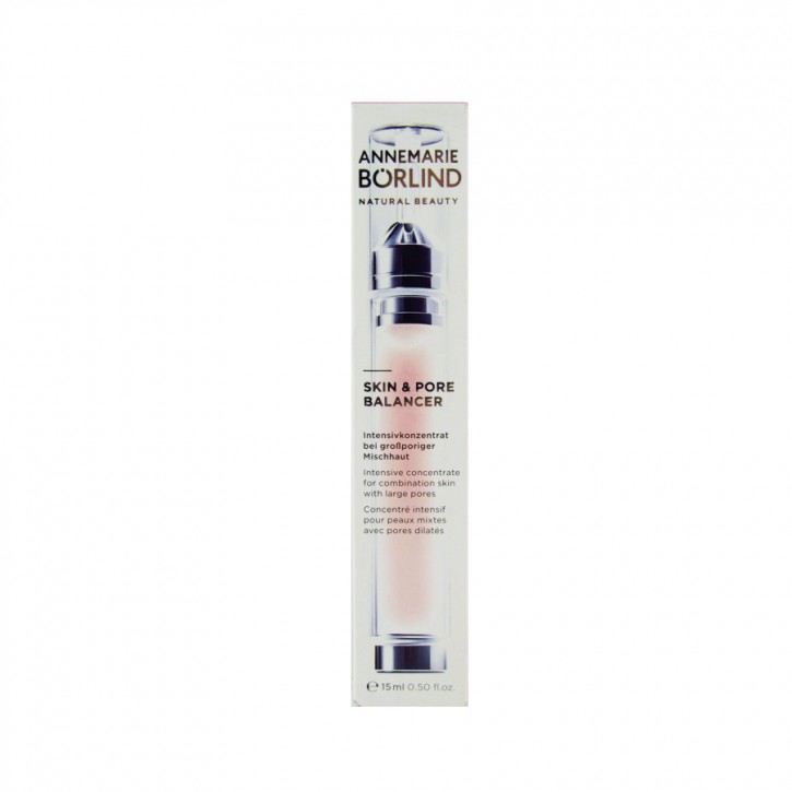 Intensivkonzentrat Skin & Pore 15ml Börlind