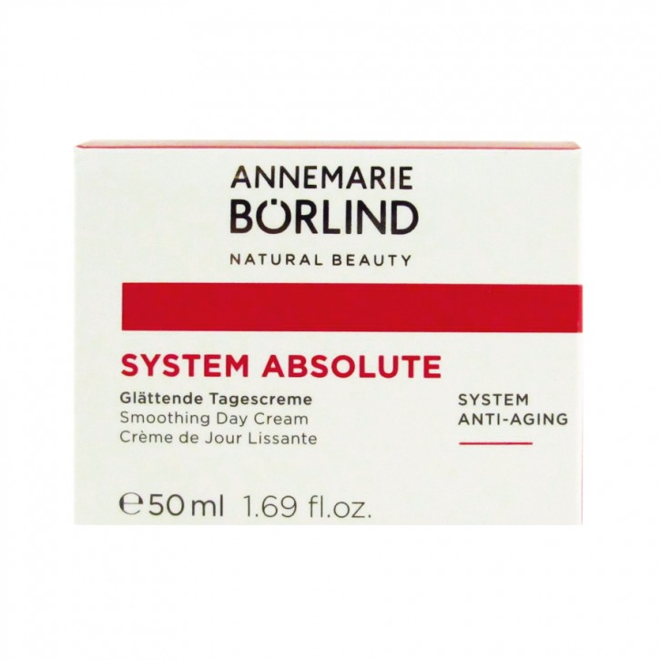 SYSTEM ABSOLUTE Tagescreme Börlind 50ml