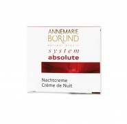 SYSTEM ABSOLUTE NACHTCREME Börlind 50ml