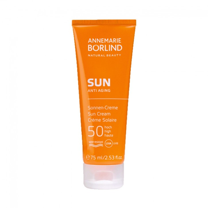 SUN Sonnencreme LSF50 75ml Börlind
