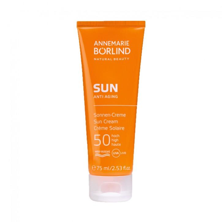 SUN Sonnencreme LSF50   Börlind 75ml