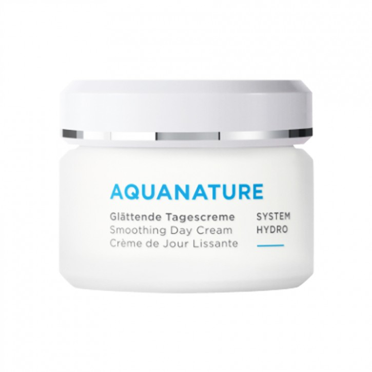 AQUANATURE Glättende Tagescreme, 50ml Börlind